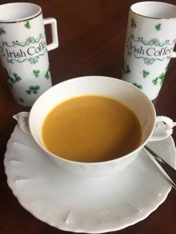 Irish Carrot Soup
