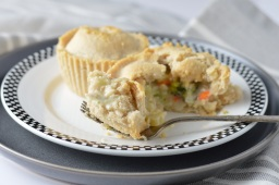 Mini Chicken Pot Pies (AIP)