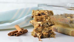 Apple Cinnamon Breakfast Bars (AIP)