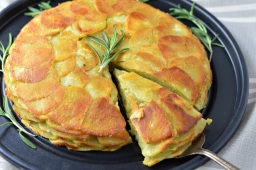 No-potato Galette